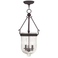 Coventry 3 Light 12 inch Bronze Pendant Ceiling Light