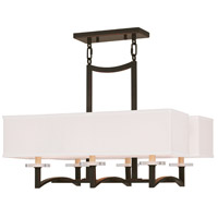 Livex 50706-67 Woodland Park 6 Light 20 inch Olde Bronze Chandelier Ceiling Light