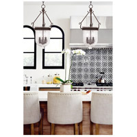 Livex Lighting Jefferson 3 Light Pendant in Bronze 5083-07