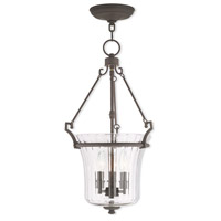 Cortland 3 Light 13 inch Bronze Pendant Ceiling Light