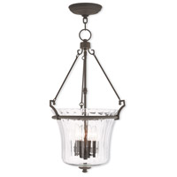 Livex Lighting Cortland 2 Light Pendant in Bronze 50926-07