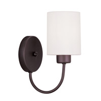 Livex Lighting Sussex 1 Light Wall Sconce in Bronze 5261-07