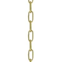 Livex 5607-02 Decorative Chain Polished Brass Accessory