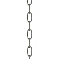 Livex Lighting 5607-29 Allison Vintage Pewter Standard Decorative Chain