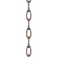 Livex Lighting 5607-58 Allison Imperial Bronze Standard Decorative Chain