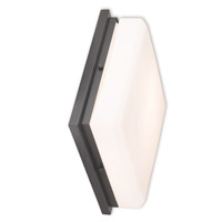 Livex 65538-92 Allure 4 Light English Bronze ADA Wall Sconce Wall Light alternative photo thumbnail