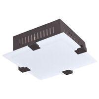 Mercury 2 Light 12 inch Ceiling Mount Ceiling Light
