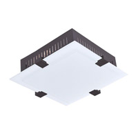 Livex Lighting Mercury 3 Light Ceiling Mount in Bronze 7092-07