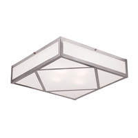 Livex Lighting Viper 4 Light Ceiling Mount 7135-91