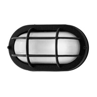 Livex Lighting Outdoor Basics 1 Light Outdoor Wall Lantern in Black 7517-04