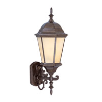 Livex Lighting Hamilton 3 Light Outdoor Wall Lantern in Moroccan Gold 7561-50