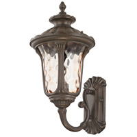 Livex 7652-58 Oxford 1 Light 18 inch Imperial Bronze Outdoor Wall Lantern alternative photo thumbnail