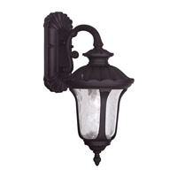Livex 7851-07 Oxford 1 Light 16 inch Bronze Outdoor Wall Lantern