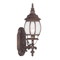 Livex Lighting Frontenac 1 Light Outdoor Wall Lantern in Imperial Bronze 7900-58
