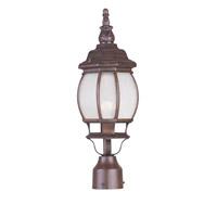 Livex Lighting Frontenac 1 Light Outdoor Post Head in Imperial Bronze 7905-58