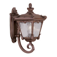 Livex Lighting Millstone 1 Light Outdoor Wall Lantern in Imperial Bronze 7980-58