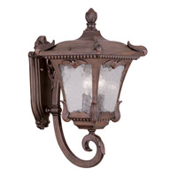 Livex Lighting Millstone 2 Light Outdoor Wall Lantern in Imperial Bronze 7982-58