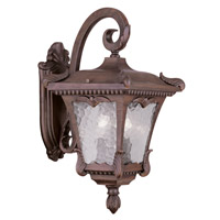 Livex Lighting Millstone 2 Light Outdoor Wall Lantern in Imperial Bronze 7983-58