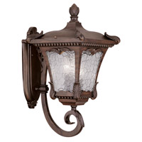 Livex Lighting Millstone 3 Light Outdoor Wall Lantern in Imperial Bronze 7986-58