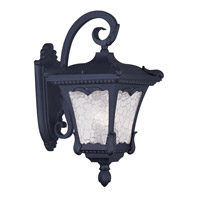 Livex Lighting Millstone 3 Light Outdoor Wall Lantern in Black 7987-04