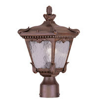 Livex Lighting Millstone 1 Light Outdoor Post Head in Imperial Bronze 7991-58