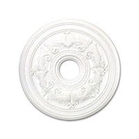 Livex 8200-03 Ceiling Medallion White Accessory
