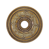 Livex Lighting Ceiling Medallion Accessory in Venetian Patina 8200-57