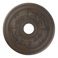 Livex 8200-58 Ceiling Medallion Imperial Bronze Accessory