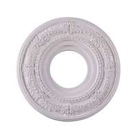 Livex 8204-03 Ceiling Medallion White Accessory