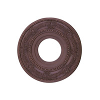Livex Lighting Ceiling Medallion Accessory in Imperial Bronze 8204-58