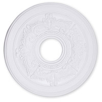 Livex 8205-03 Ceiling Medallion White Accessory