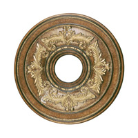 Livex Lighting Ceiling Medallion Accessory in Venetian Patina 8205-57
