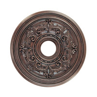 Livex Lighting Ceiling Medallion Accessory in Imperial Bronze 8205-58