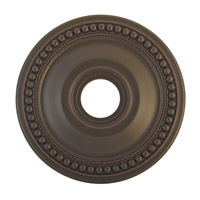 Livex Wingate Ceiling Medallion in Olde Bronze 82074-67