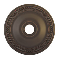 Livex Wingate Ceiling Medallion in Olde Bronze 82075-67