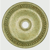 Livex 82076-28 Wingate Hand Applied Winter Gold Ceiling Medallion