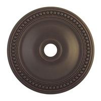 Livex 82076-67 Wingate Olde Bronze Ceiling Medallion