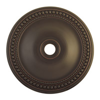 Livex Wingate Ceiling Medallion in Olde Bronze 82077-67