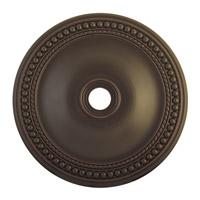Livex 82077-67 Wingate Olde Bronze Ceiling Medallion
