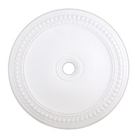 Livex Wingate Ceiling Medallion in White 82078-03