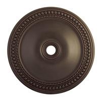 Livex 82078-67 Wingate Olde Bronze Ceiling Medallion