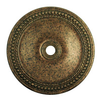 Livex 82078-71 Wingate Hand Applied Venetian Golden Bronze Ceiling Medallion