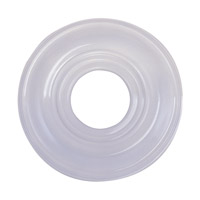 Livex Lighting Ceiling Medallion Accessory in White 8209-03