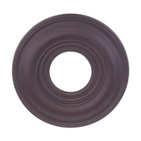 Livex 8209-07 Ceiling Medallion Bronze Accessory
