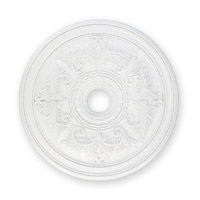 Livex 8210-03 Ceiling Medallion White Accessory