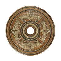 Livex Lighting Ceiling Medallion Accessory in Venetian Patina 8210-57