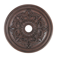 Livex Lighting Ceiling Medallion Accessory in Imperial Bronze 8210-58
