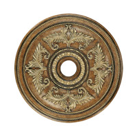 Ceiling Medallion Venetian Patina Accessory