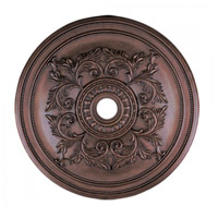 Livex 8211-58 Ceiling Medallion Imperial Bronze Accessory