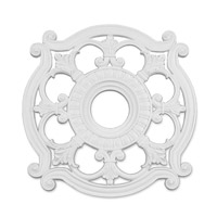 Livex 8216-03 Ceiling Medallion White Accessory